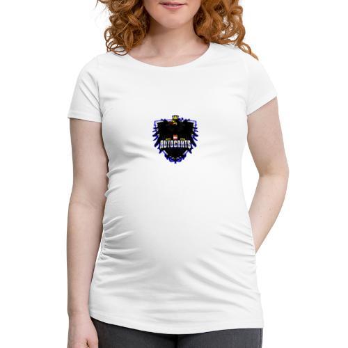 AUTocrats blue - Frauen Schwangerschafts-T-Shirt