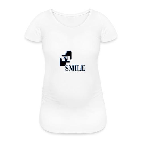Smile - T-shirt de grossesse Femme