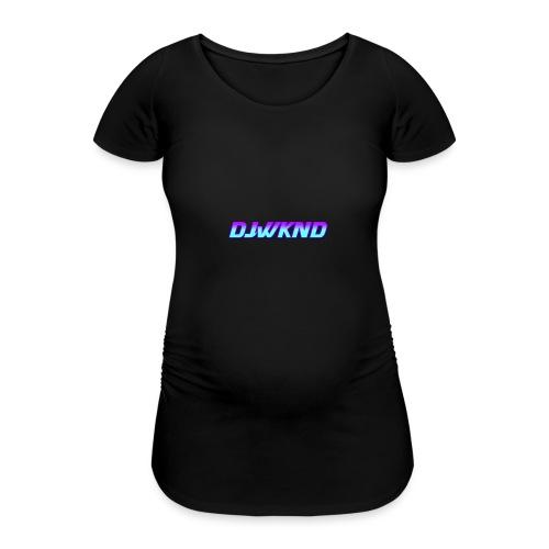 djwknd - Naisten äitiys-t-paita