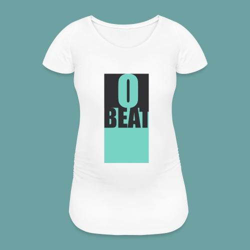 OBeat - Vrouwen zwangerschap-T-shirt
