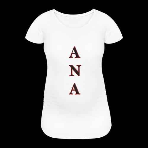 ANA - Camiseta premamá