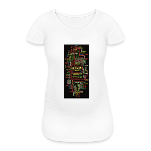BANDHAGEN - Gravid-T-shirt dam