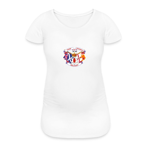 Pride of Shankill - Women's Pregnancy T-Shirt