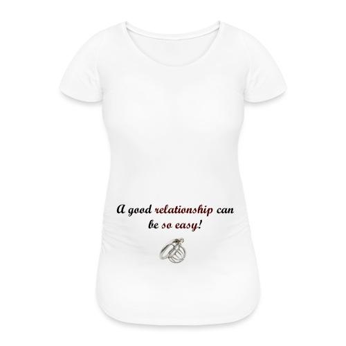 domsub-clothing.com - Women's Pregnancy T-Shirt