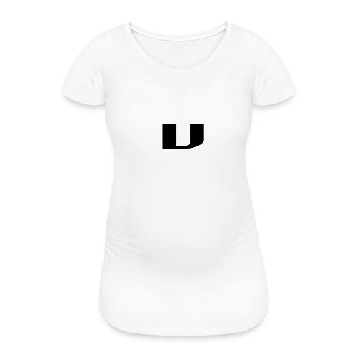 CASE - Vrouwen zwangerschap-T-shirt