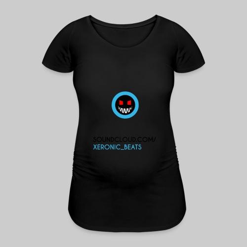 XERONIC LOGO - Women's Pregnancy T-Shirt