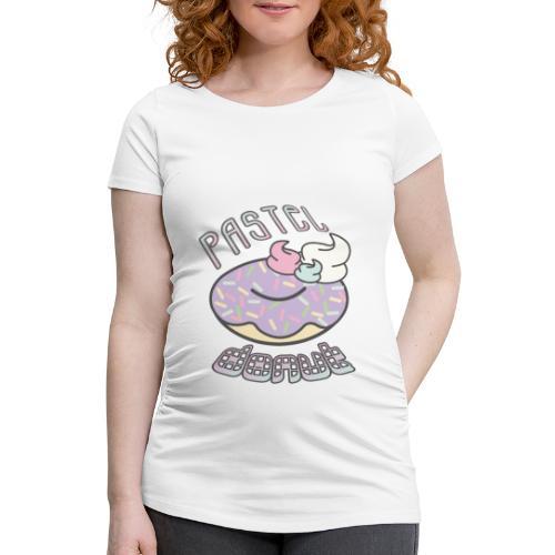 Pastel Donut - Camiseta premamá