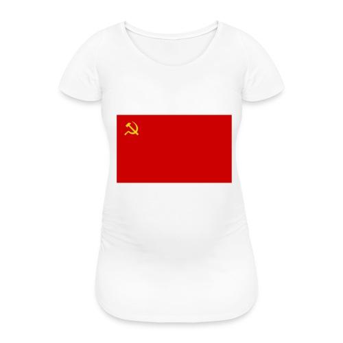 Eipä kestä - Naisten äitiys-t-paita