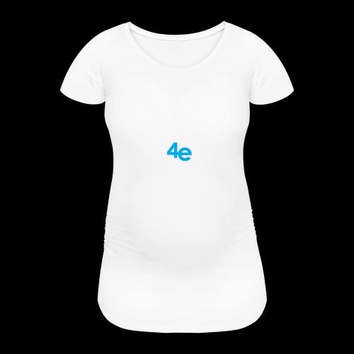 4e - Frauen Schwangerschafts-T-Shirt