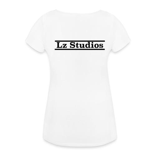 Lz Studios Design Nr.2 - Frauen Schwangerschafts-T-Shirt