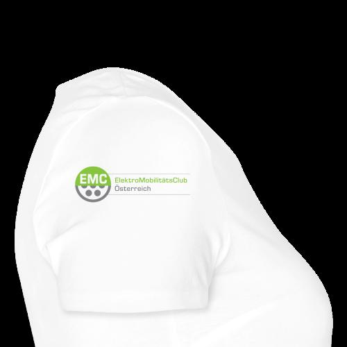 ElektroMobilitätsClub Logo - Frauen Schwangerschafts-T-Shirt