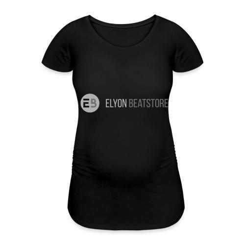 ElyonBeatstore Logo - Vrouwen zwangerschap-T-shirt