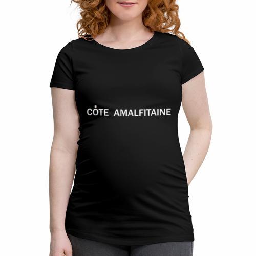 Côte Amalfitaine - T-shirt de grossesse Femme