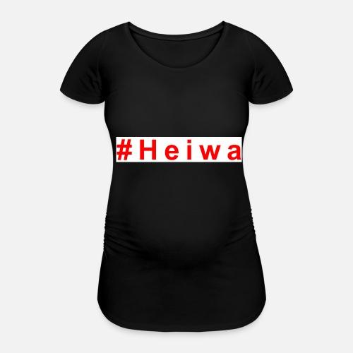Heiwa - T-shirt de grossesse Femme