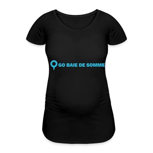 LOGO Go Baie de Somme - T-shirt de grossesse Femme