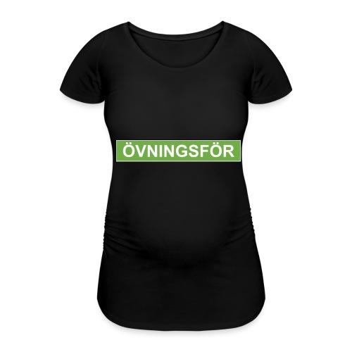 ÖVNINGSFÖR - Gravid-T-shirt dam
