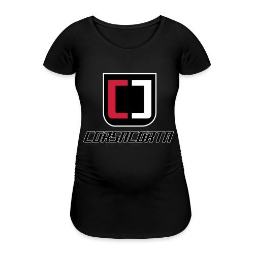 Arredamento - Corsacorta - Maglietta gravidanza da donna