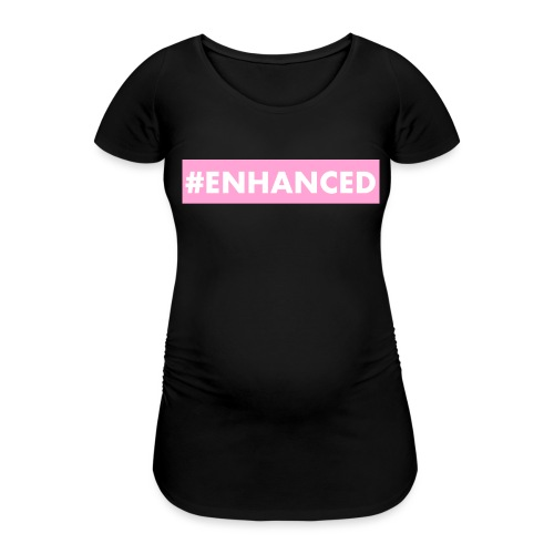 ENHANCED BOX - Women's Pregnancy T-Shirt