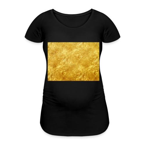 Gold case - Women's Pregnancy T-Shirt