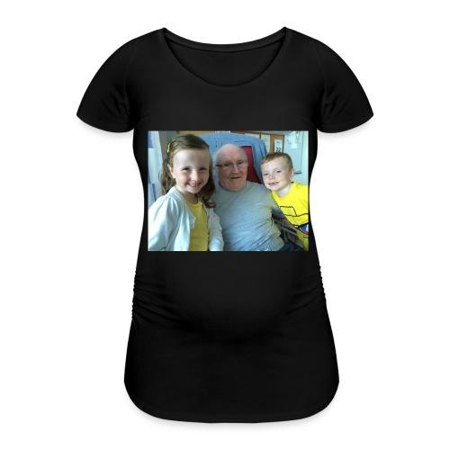 Me Papa Lewis - Women's Pregnancy T-Shirt