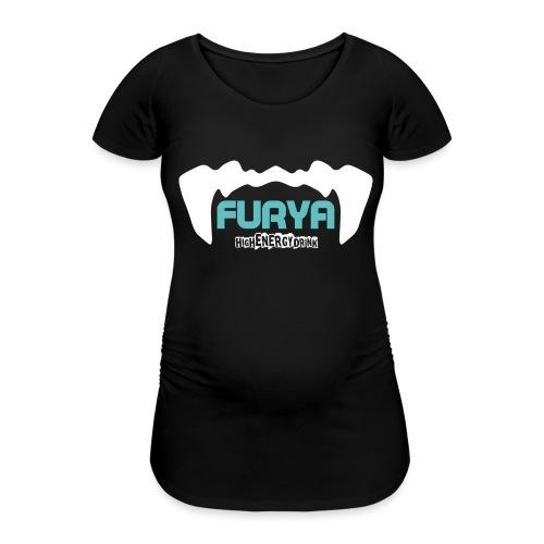 Logo Furya - T-shirt de grossesse Femme