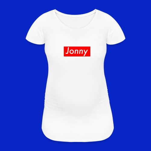 Jonny - Women's Pregnancy T-Shirt