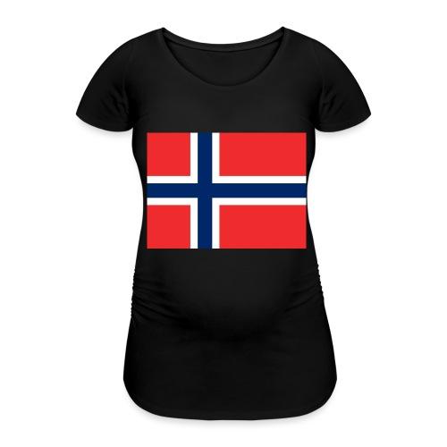 DixieMertch - T-skjorte for gravide kvinner