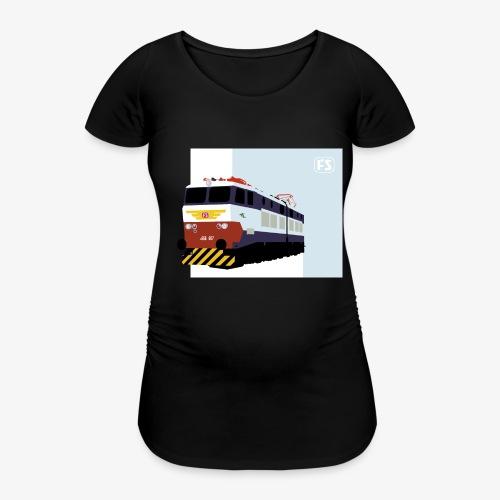 FS E 656 Caimano - Maglietta gravidanza da donna