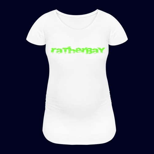 ratherbay logo - T-skjorte for gravide kvinner