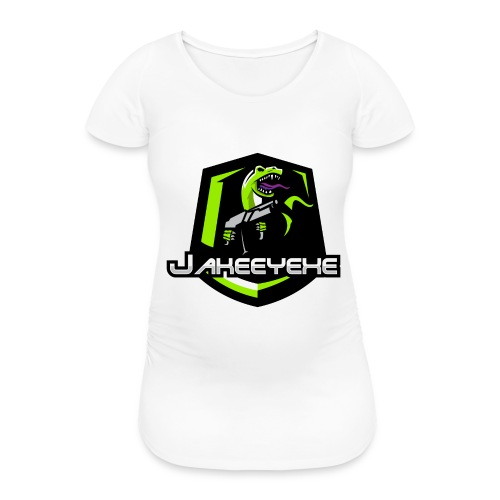 JakeeYeXe Badge - Women's Pregnancy T-Shirt
