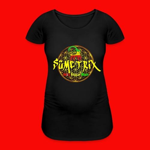 SÜEMTRIX FANSHOP - Frauen Schwangerschafts-T-Shirt