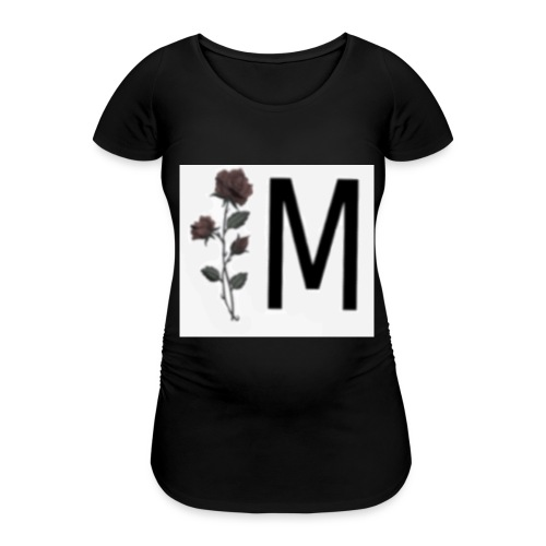 blessed rose - collection 🥀 women - Frauen Schwangerschafts-T-Shirt
