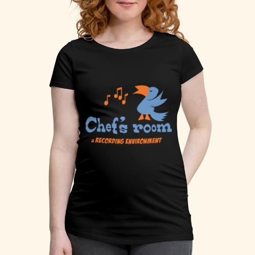 chefs room - Naisten äitiys-t-paita