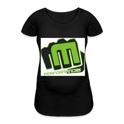 m_performances_jpg - Maglietta gravidanza da donna