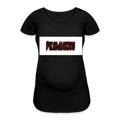 designerri - Gravid-T-shirt dam