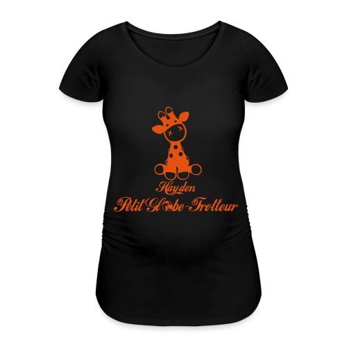Hayden petit globe trotteur - T-shirt de grossesse Femme