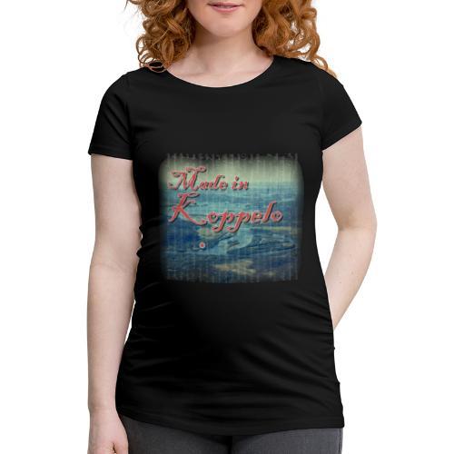 Made in Koppelo lippis - Naisten äitiys-t-paita
