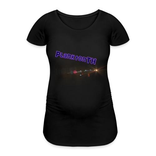 PlanktonTH, Lens Flare - Naisten äitiys-t-paita