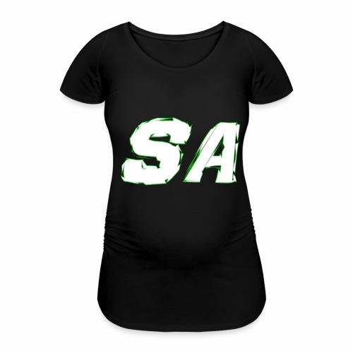 Vit SA Logo - Gravid-T-shirt dam