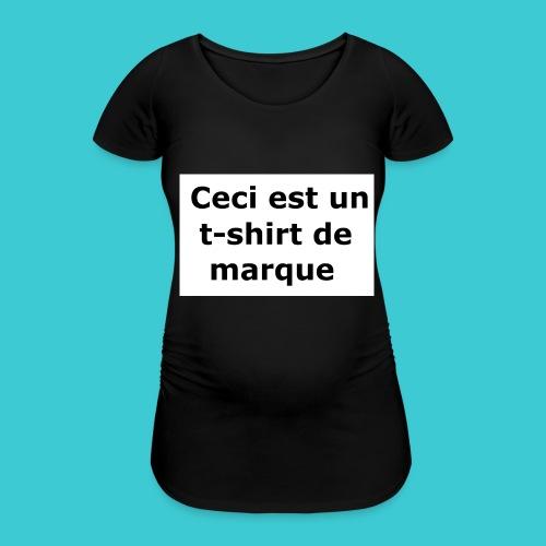 t-shirt2 - T-shirt de grossesse Femme