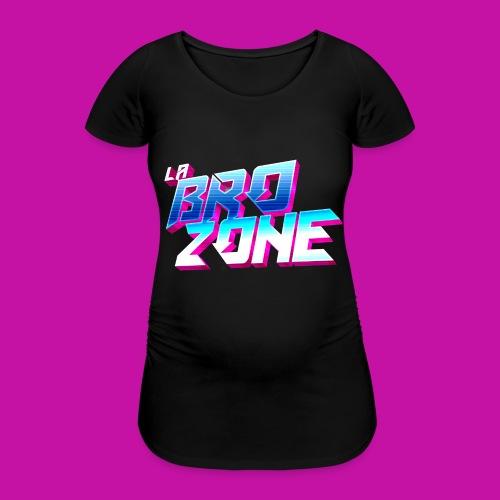La BroZone ! - T-shirt de grossesse Femme