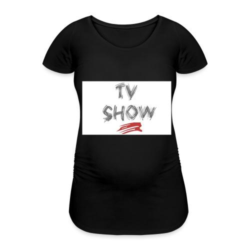 TVShowShop - T-shirt de grossesse Femme