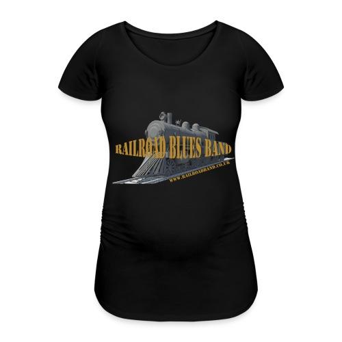 Railroad2 - Women's Pregnancy T-Shirt