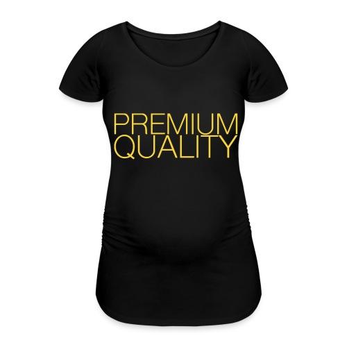 Premium quality - T-shirt de grossesse Femme