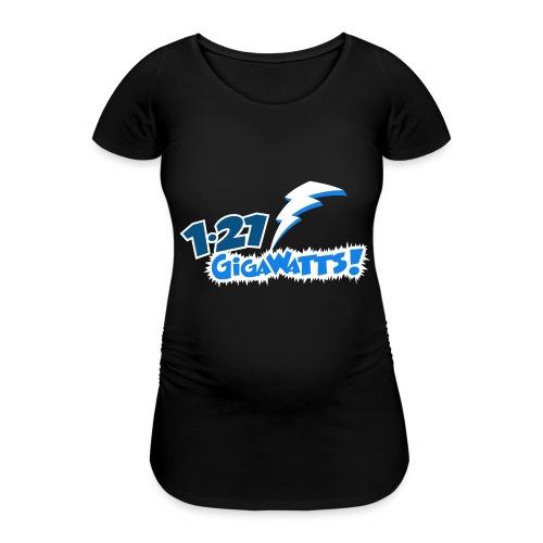 1.21 Gigawatts - Women's Pregnancy T-Shirt