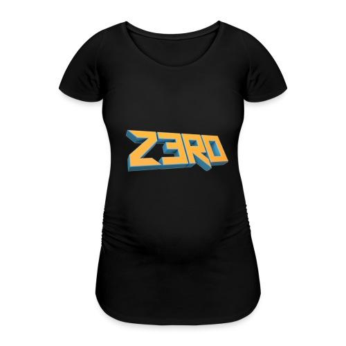 The Z3R0 Shirt - Women's Pregnancy T-Shirt