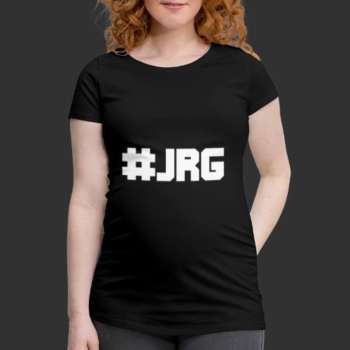 JRG cap - Vrouwen zwangerschap-T-shirt