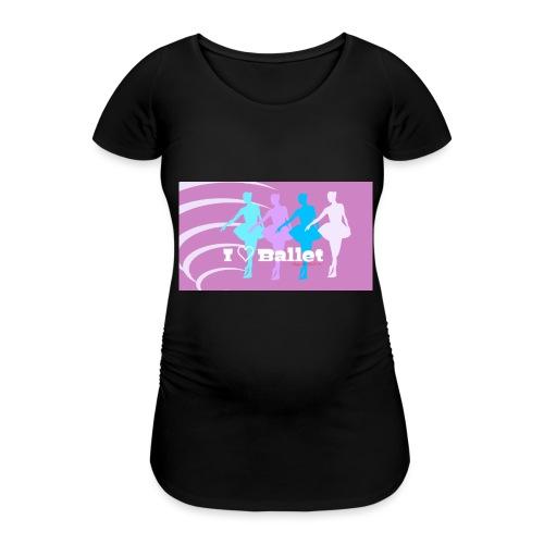 Logo_1483202017892 - Naisten äitiys-t-paita