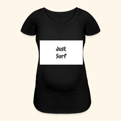 Surf originals - T-shirt de grossesse Femme