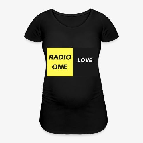 RADIO ONE LOVE - T-shirt de grossesse Femme